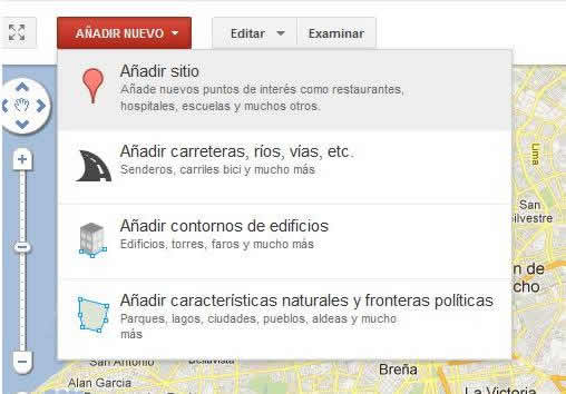 seo con google maps