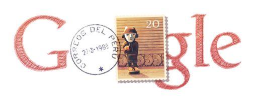 doodle dia del peru 2012