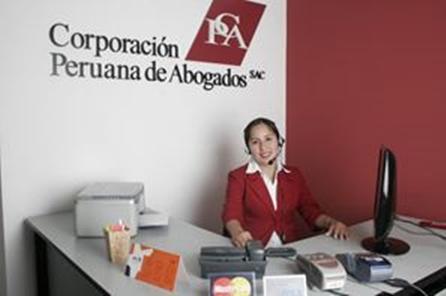 Corporación Peruana de Abogados – Creación de Campañas Adwords