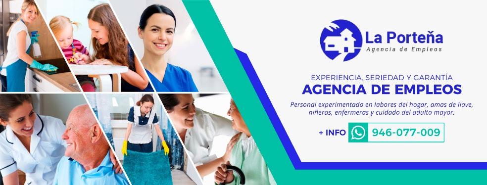 Agencia de Empleos La Porteña